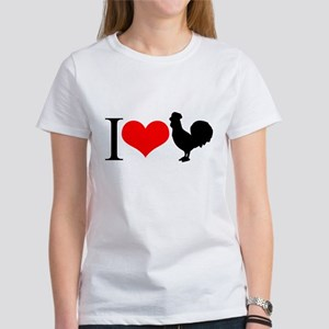 I love Cock Women's T-Shirt